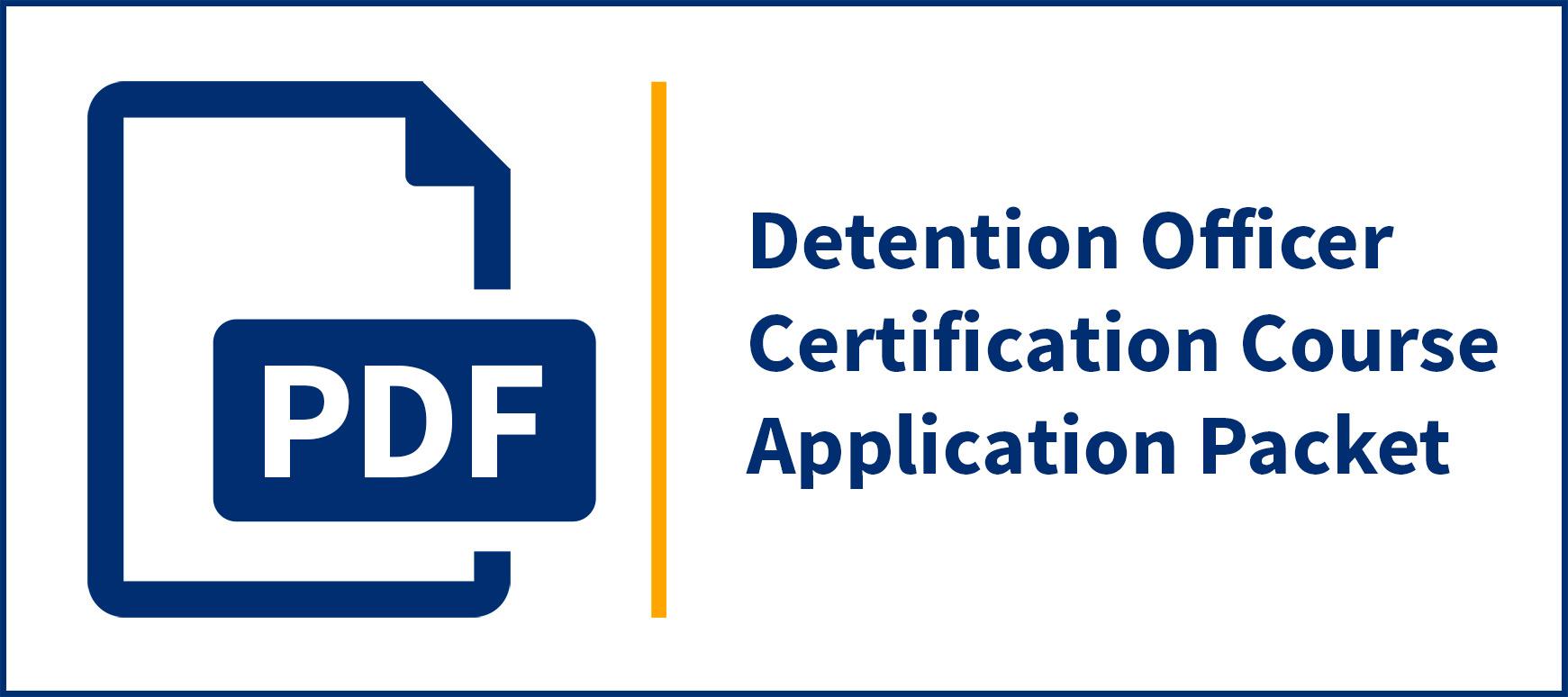DOCC Application Packet