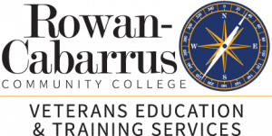 official Rowan-Cabarrus VETS logo