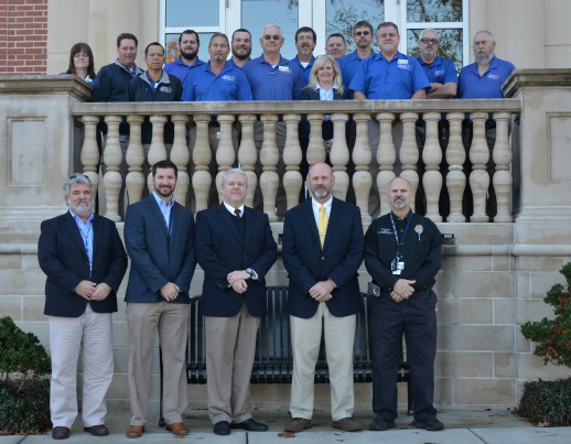 Civility & Environmental Services Staff - December 2016
