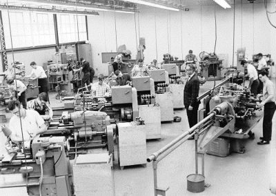 Machine Shop, 1965