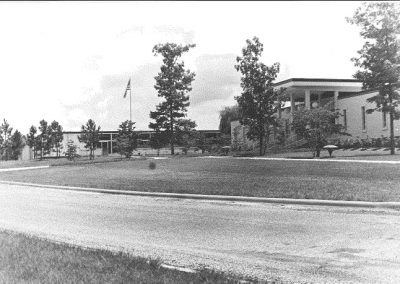 North Campus, Summer 1970