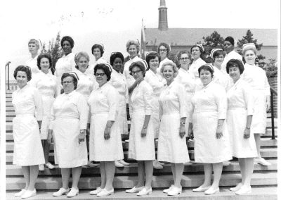 Practical Nurse Education Graduates, 1967