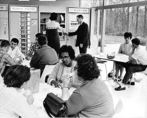 Student Lounge, Spring 1966