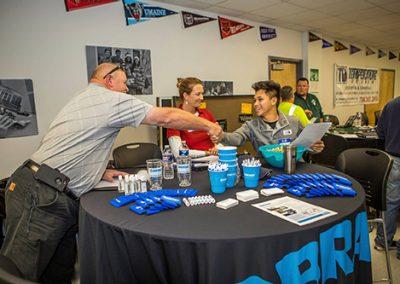Brady-- Internship Fair 2019