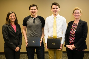 Rowan-Cabarrus Community College Students Receive Scholarships from State Employees Credit Union (SECU)