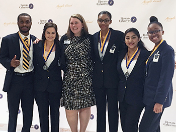 Rowan-Cabarrus Community College Students Receive Numerous Awards and Recognition