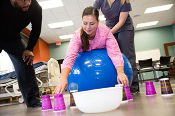 Rowan-Cabarrus Community College's First Occupational Therapy Assistant Class Starts Program
