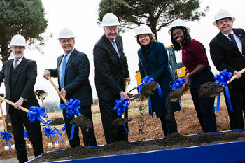 Rowan-Cabarrus Community College Breaks Ground on New Advanced Technology Center