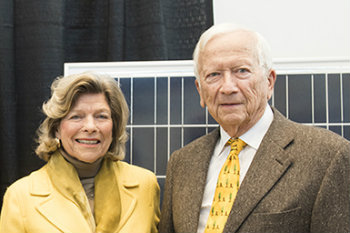 College Awarded Nearly $2.7 Million from Local Philanthropists Fred & Alice Stanback