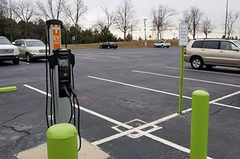During Earth Month, Rowan-Cabarrus Community College Announces Electric Car Charging Stations
