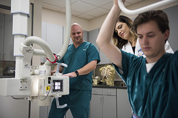 Rowan-Cabarrus Community College's Radiography Program Operating at a High Success Rate