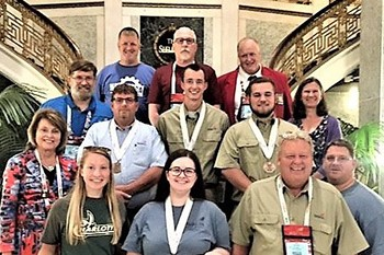 Rowan-Cabarrus Community College Students Impress at National SkillsUSA Competition