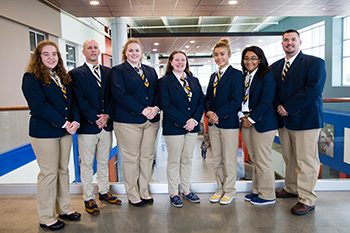 Rowan-Cabarrus Community College Welcomes New Student Ambassadors