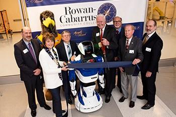 Rowan-Cabarrus Community College Celebrates New Advanced Technology Center
