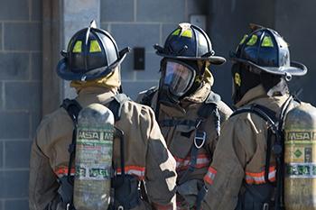Rising Seniors Can Jump-Start a Fire Services Career Through the Rowan-Cabarrus Community College High School Fire Academy