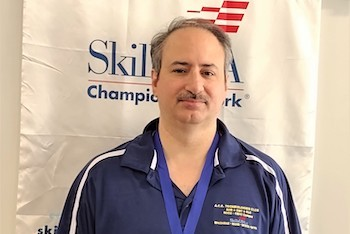 Rowan-Cabarrus Community College Students Capture Accolades During 2021 State SkillsUSA Competition